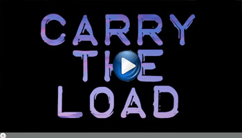 The new LIVE video for CARRY THE LOAD